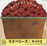 Raspberries : Side 3 : cover