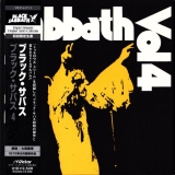 Black Sabbath : Vol.4 : cover