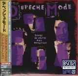 Depeche Mode : Songs of Faith and Devotion : cover