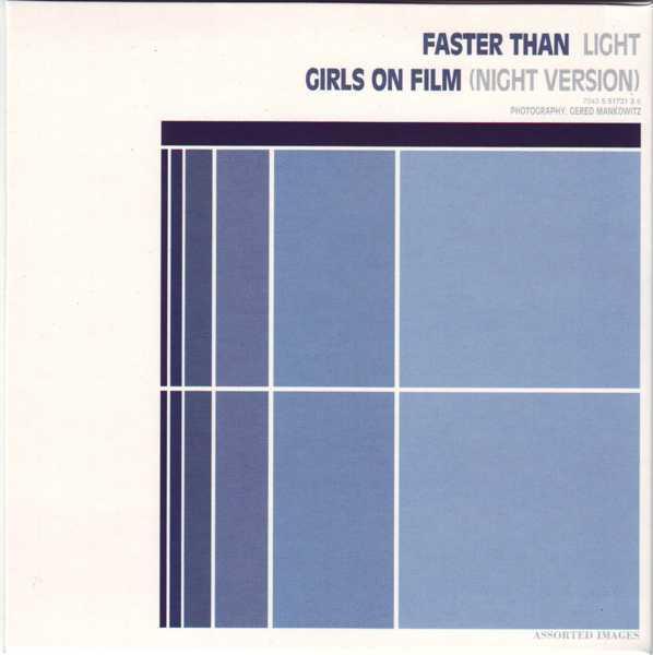 CD3 Sleeve [Back], Duran Duran - The Singles 81-85 Boxset