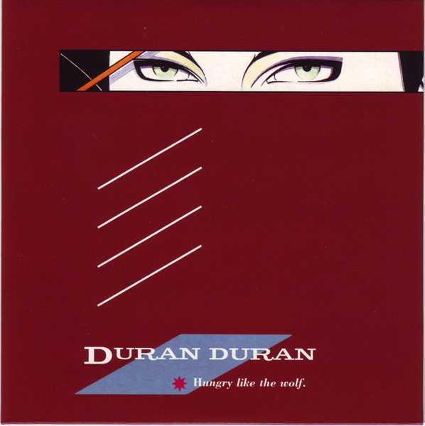 CD5 Sleeve [Front], Duran Duran - The Singles 81-85 Boxset