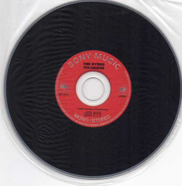 Cd, Byrds (The) - Fifth Dimension (+14)