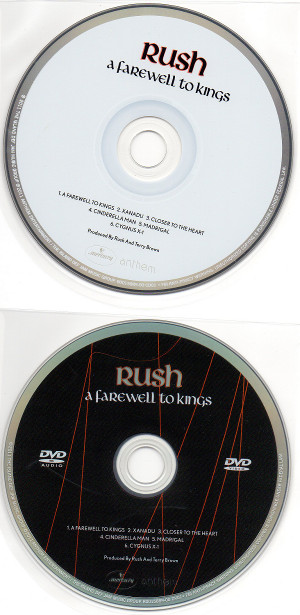 Cd & Dvd, Rush - Sector 2