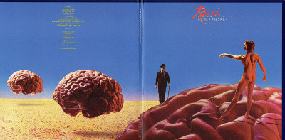 Front & Back gatefold sleeve, Rush - Sector 2