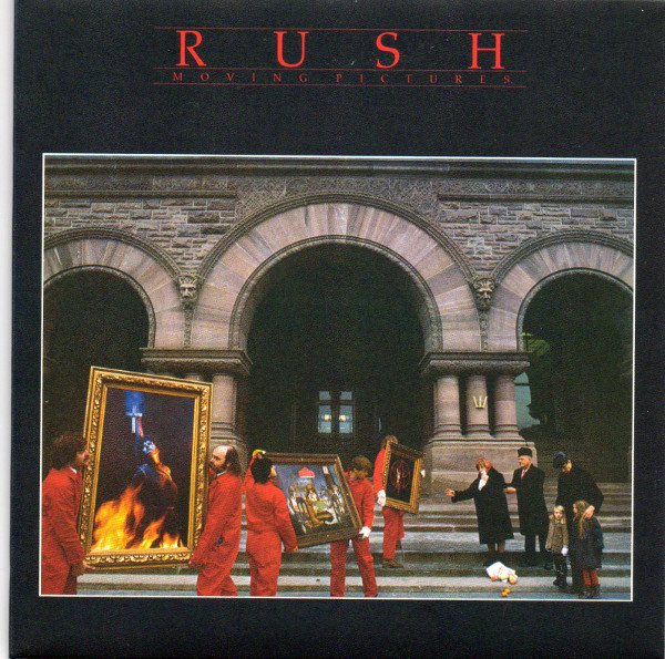 Front sleeve, Rush - Sector 2