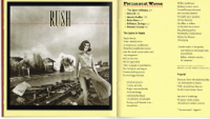 Booklet, Rush - Sector 2