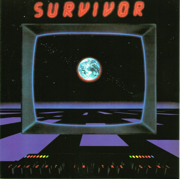 Japanese Paper Sleeve Mini Vinyl LP Replica CD - Survivor ...