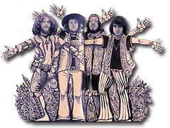 Pop up in centre of gatefold, Jethro Tull - Stand Up [+4]