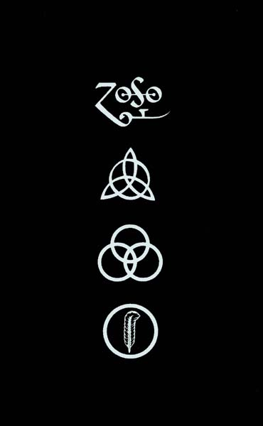 Spine (no obi - enhanced image), Led Zeppelin - 40th Anniversary Definitive Collection (Zoso Box)