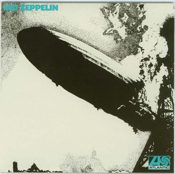Cover with no obi, Led Zeppelin - Led Zeppelin