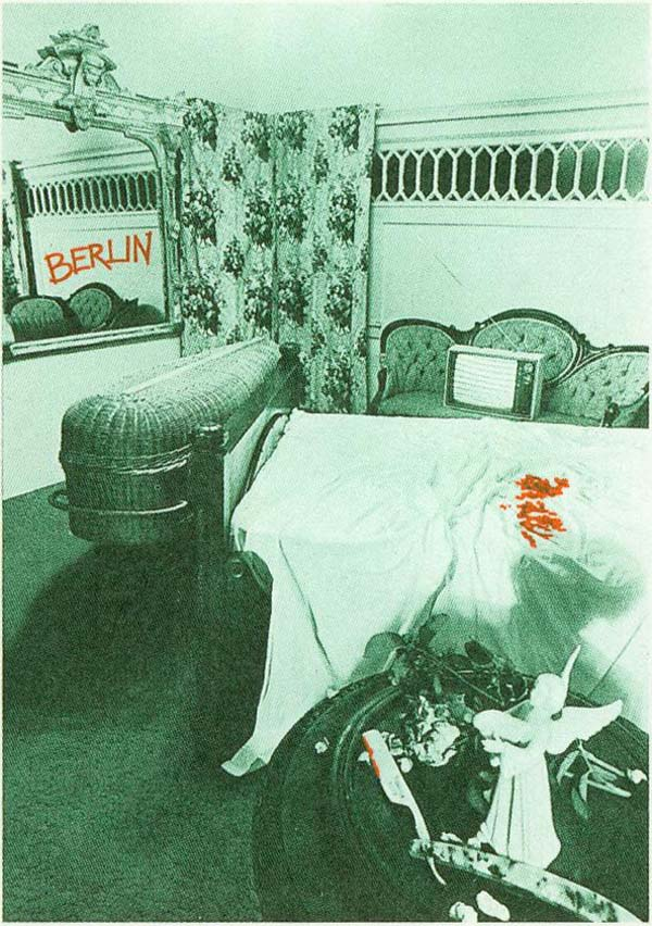 Track 9 - The Bed, Reed, Lou - Berlin