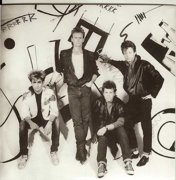 disc bag, Mr.Mister - Welcome To The Real World