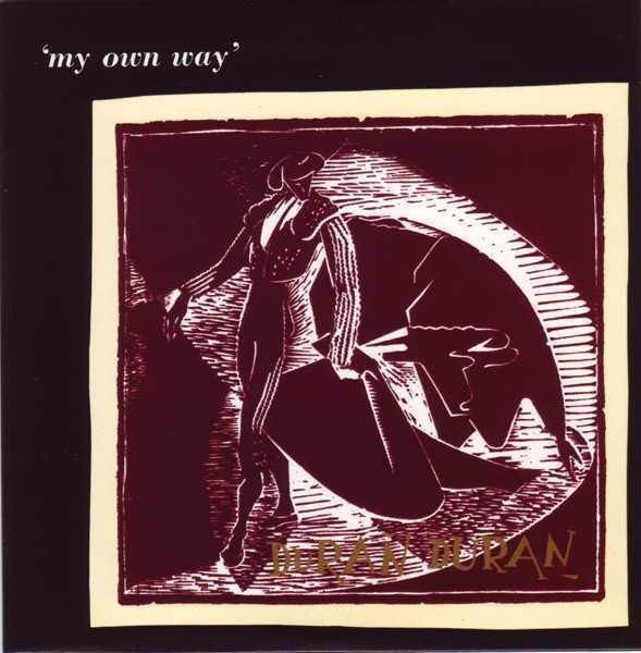CD4 Sleeve [Front], Duran Duran - The Singles 81-85 Boxset