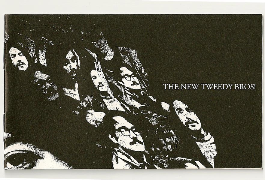 Booklet, New Tweedy Bros (The) - The New Tweedy Bros