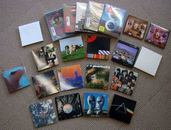 Contents, Pink Floyd - Hudson Dark Side of the Moon Box