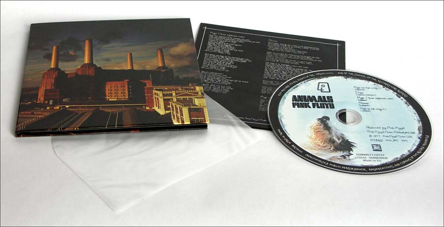 Animals, Pink Floyd - Oh By The Way: European Box Set