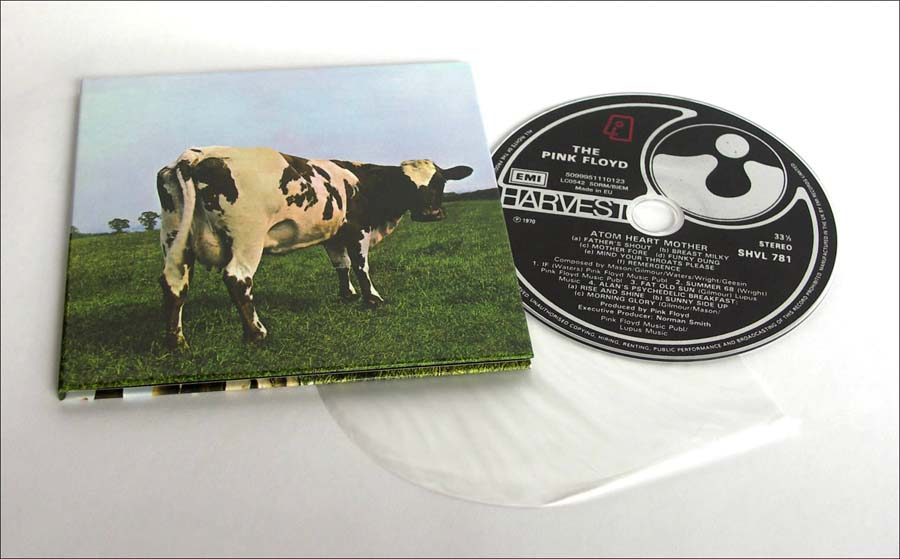 Atom Heart Mother, Pink Floyd - Oh By The Way: European Box Set