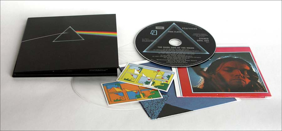 The Dark Side of the Moon, Pink Floyd - Oh By The Way: European Box Set