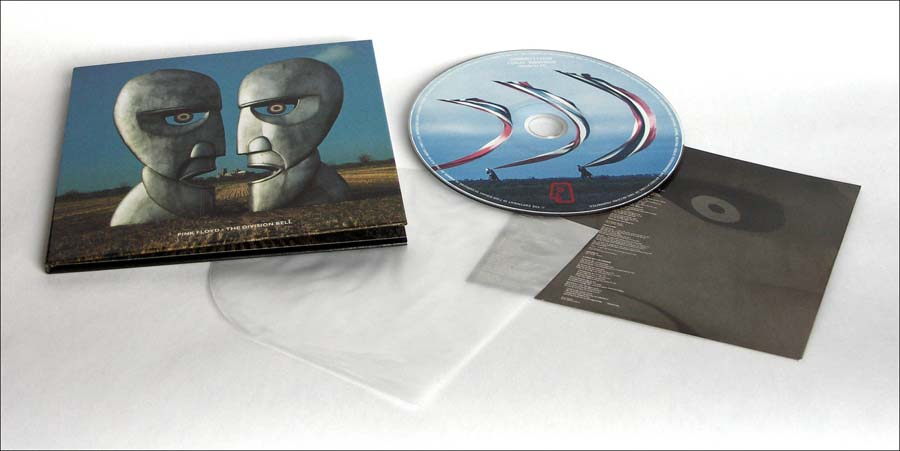 The Division Bell, Pink Floyd - Oh By The Way: European Box Set