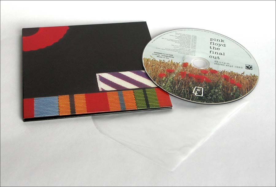 The Not Quite Final Cut Yet, Pink Floyd - Oh By The Way: European Box Set