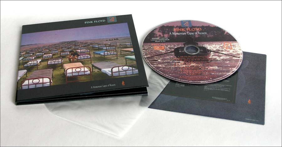 A Momentary Lapse of Reason, Pink Floyd - Oh By The Way: European Box Set