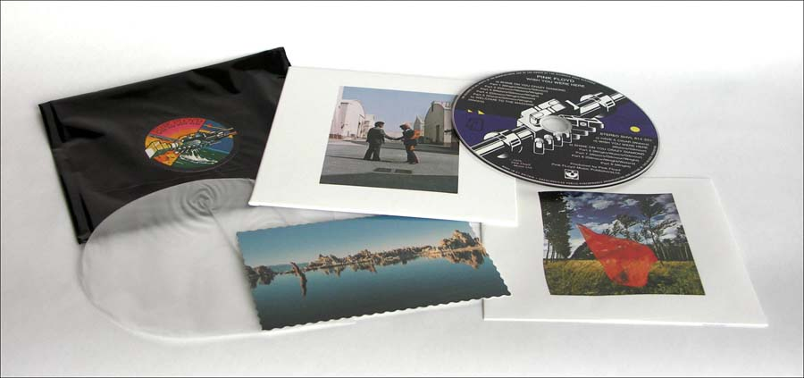 Wish You Were Here, Pink Floyd - Oh By The Way: European Box Set