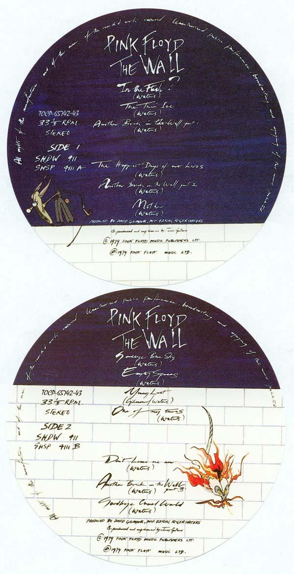 Japanese Paper Sleeve Mini Vinyl Lp Replica Cd Pink