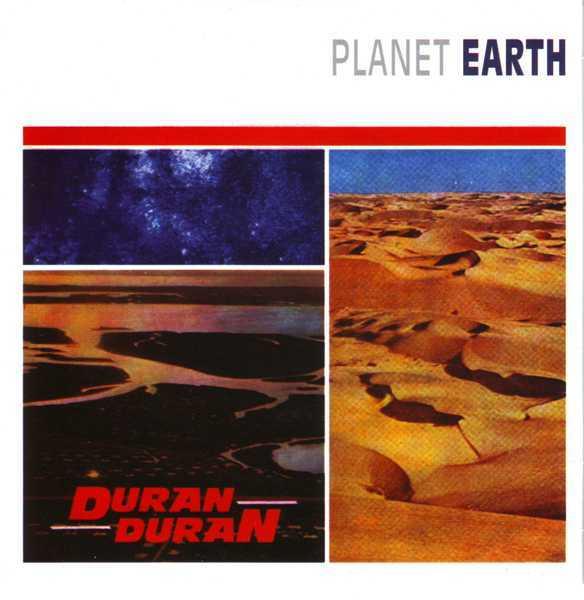CD1 Sleeve [Front], Duran Duran - The Singles 81-85 Boxset