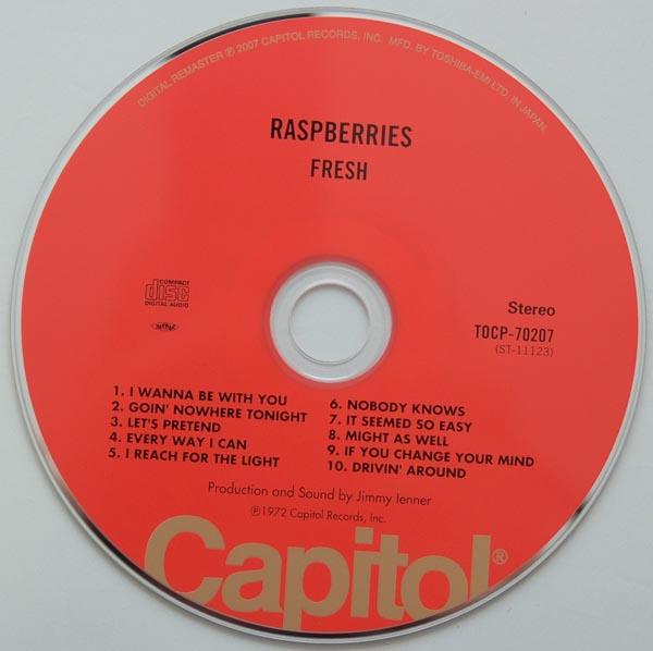 CD, Raspberries - Fresh