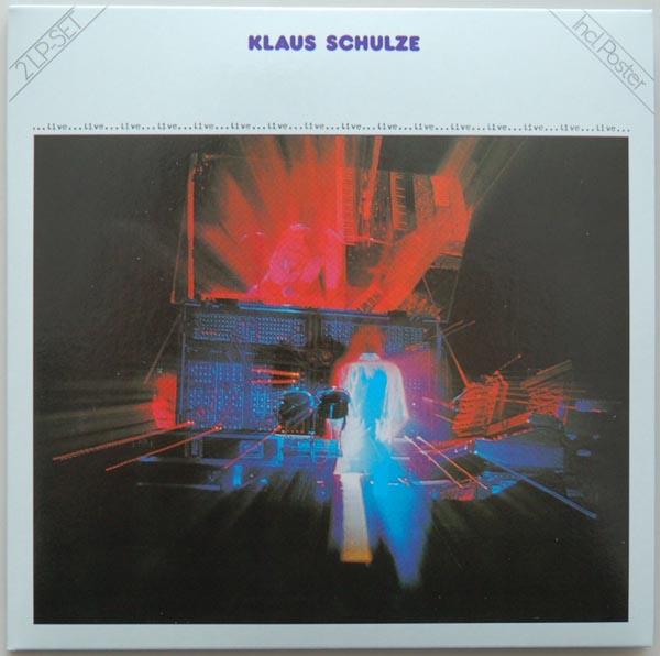 Front Cover, Schulze, Klaus  - Live