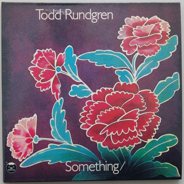 Front Cover, Rundgren, Todd - Something / Anything?