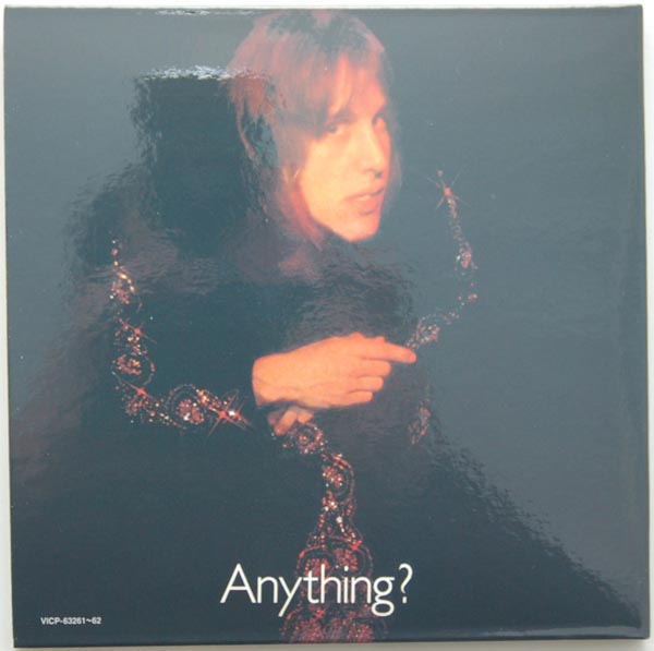 Back cover, Rundgren, Todd - Something / Anything?