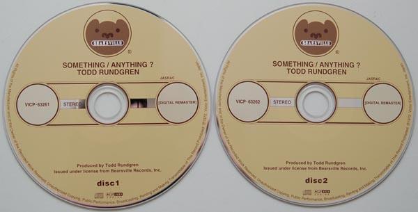 CDs, Rundgren, Todd - Something / Anything?