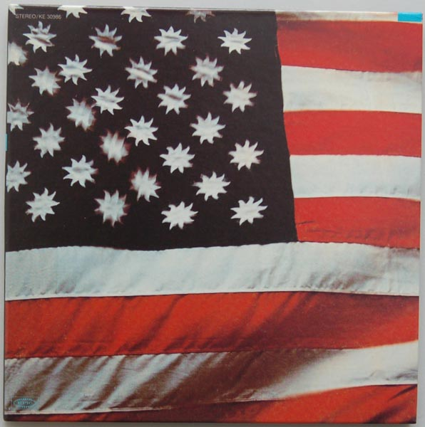 Front Cover, Sly + The Family Stone - Theres A Riot Goin On +6