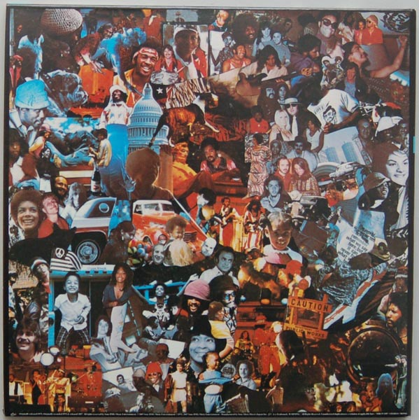 Back cover, Sly + The Family Stone - Theres A Riot Goin On +6