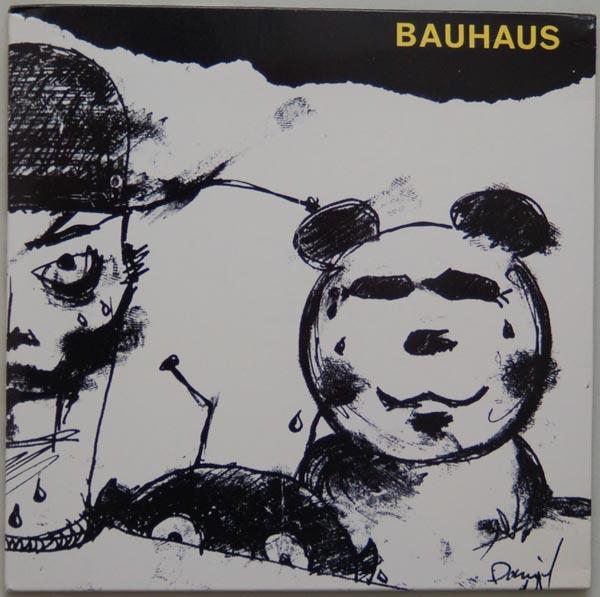 Front Cover, Bauhaus - Mask