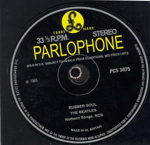 , Beatles (The) - Rubber Soul