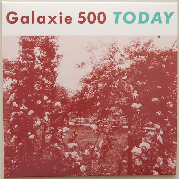 Front Cover, Galaxie 500 - Today