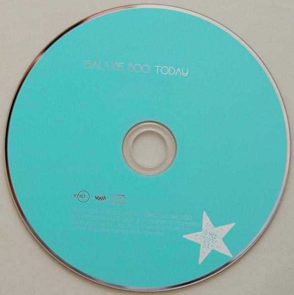 CD, Galaxie 500 - Today