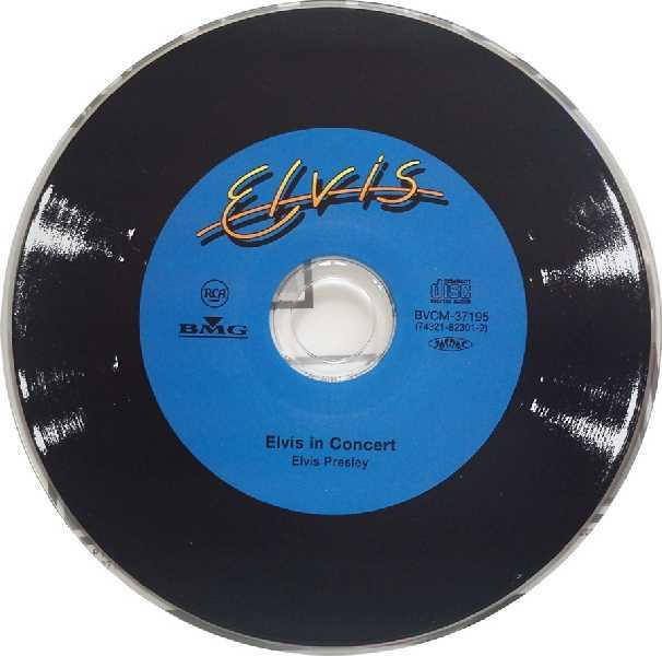 Japanese Paper Sleeve Mini Vinyl Lp Replica Cd Presley