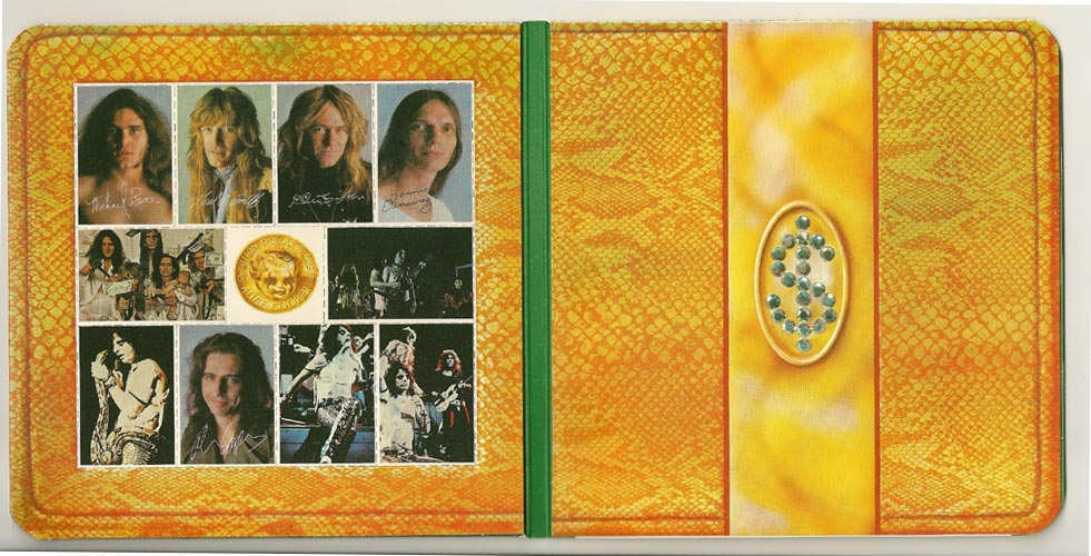 Gatefold inside, Cooper, Alice - Billion Dollar Babies