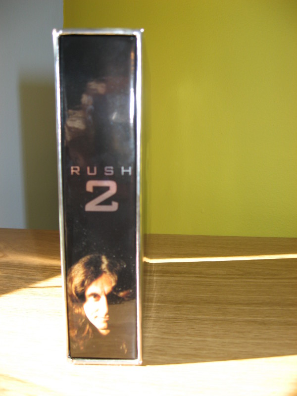 Numbered side of the box, Rush - Sector 2