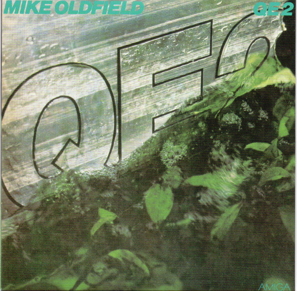 Front Sleeve germany first press LP, Mike Oldfield - Q.E.2 Deluxe Edition