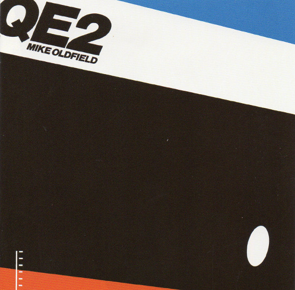 English booklet, Mike Oldfield - Q.E.2 Deluxe Edition