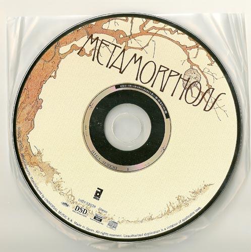 CD, Rolling Stones (The) - Metamorphosis