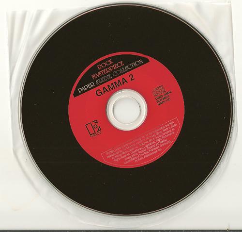 CD, Gamma - Gamma 2