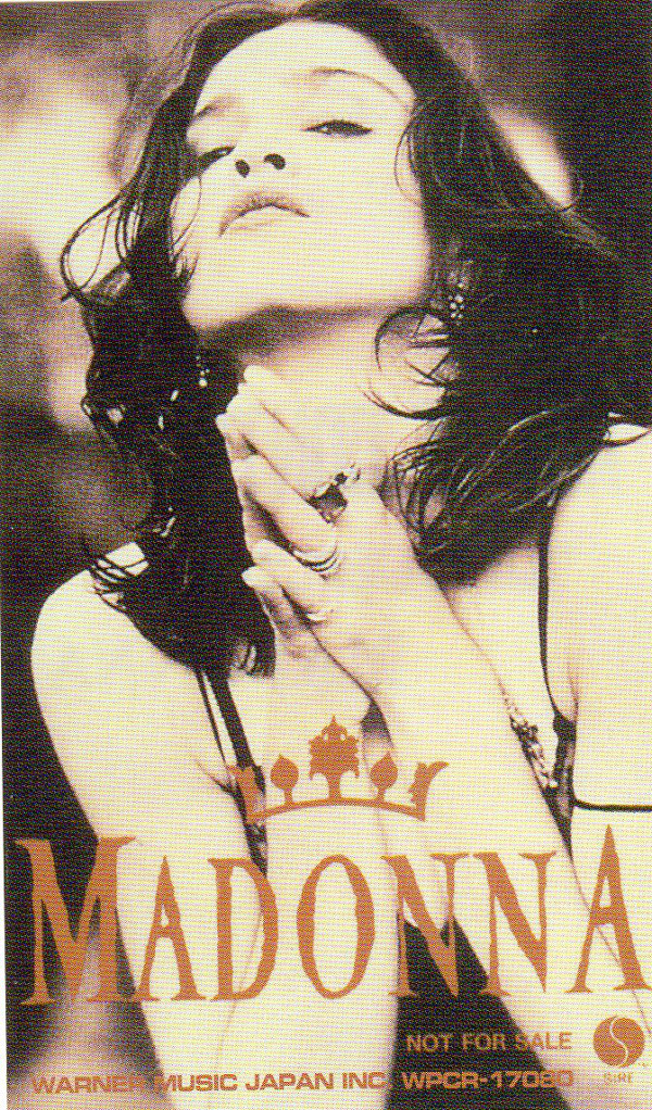 Act of contrition, Madonna - Like A Prayer