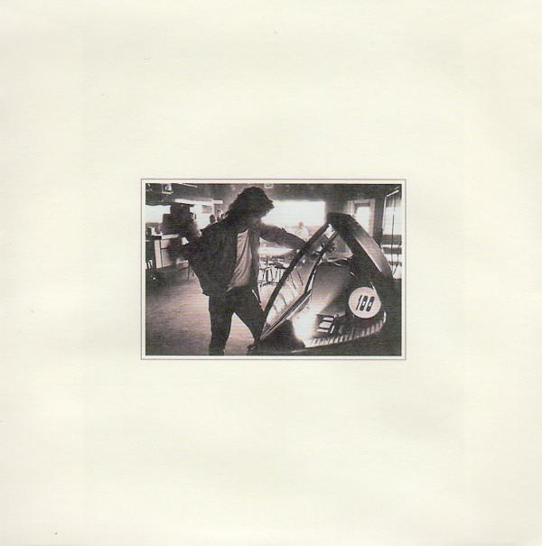 Back inner sleeve, Cougar Mellencamp, John - The Lonesome Jubilee