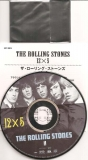 Rolling Stones (The) - 12 X 5, Disc, Insert, & still sealed Collector Card