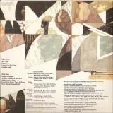 Wonder, Stevie - Innervisions, Back Cover